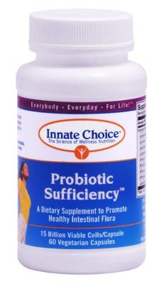 Probiotic Sufficiency