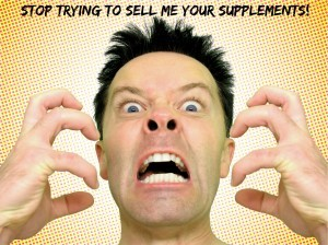 Multi-Level-Marketing Supplements – Same BullSh*t Marketing, Different Bottles