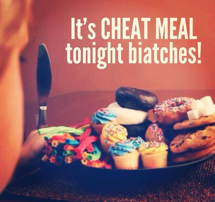 The Struggle with Cheat Meals